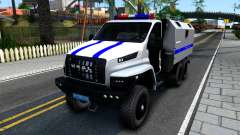 Ural NEXT Police for GTA San Andreas