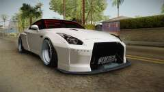 Nissan GT-R R35 Pandem Rocket Bunny for GTA San Andreas