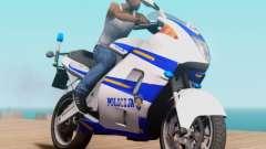 Croatian Police Bike for GTA San Andreas
