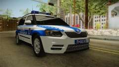 Skoda Yeti Serbian Border Police for GTA San Andreas