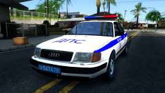 Audi 100 C4 Russian Police