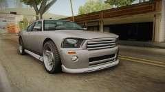 EFLC TBoGT Bravado Buffalo Supercharged for GTA San Andreas