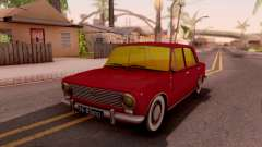VAZ 2101 Burgundy for GTA San Andreas