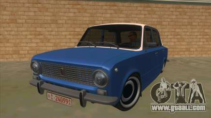 VAZ 2101 Ethiopian taxi for GTA San Andreas