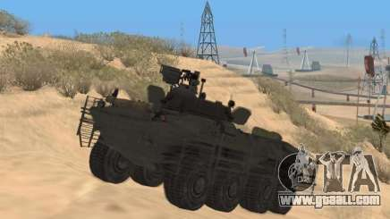 The BTR-90 for GTA San Andreas