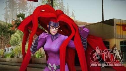 Marvel Future Fight - Medusa for GTA San Andreas