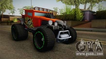 Hot Wheels Baja Bone Shaker for GTA San Andreas