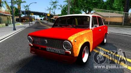 VAZ 2101 V3 GVR for GTA San Andreas