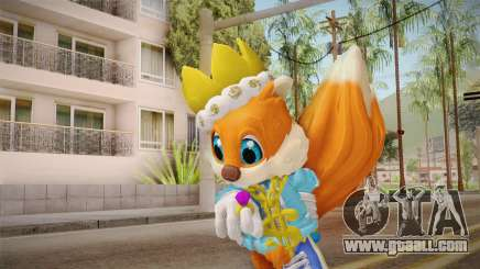 Conker the King for GTA San Andreas