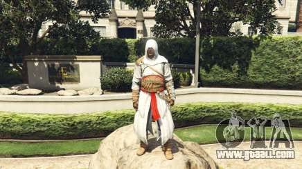 Altair ACR for GTA 5