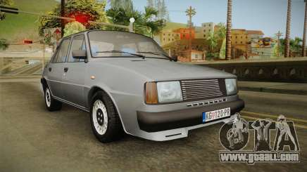 Skoda 120 Stock for GTA San Andreas