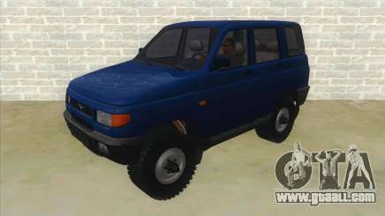 UAZ 3160 for GTA San Andreas