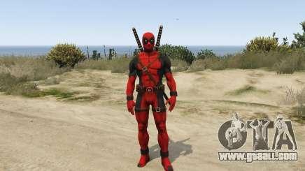Deadpool 2.0 for GTA 5