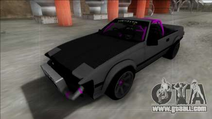 1984 Toyota Celica Supra Cabrio Drift Monster for GTA San Andreas