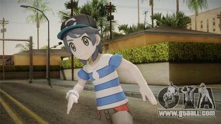 Pokemon SM - Elio v2 for GTA San Andreas