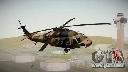 Atak 129 Heli for GTA San Andreas