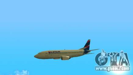 Boeing 737-300 LATAM Airlines for GTA San Andreas