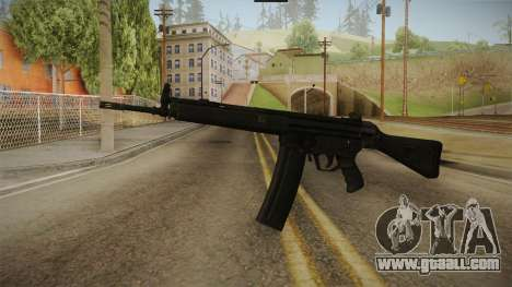 HK-33 Assault Rifle for GTA San Andreas