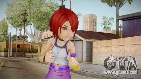 Kingdom Hearts Final Mix - Kairi for GTA San Andreas