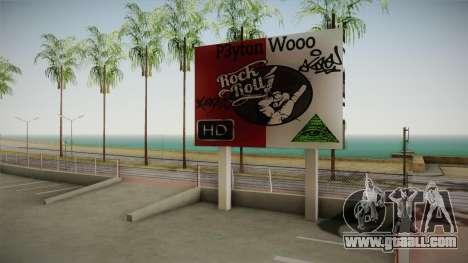 Stadium LS 4K for GTA San Andreas second screenshot