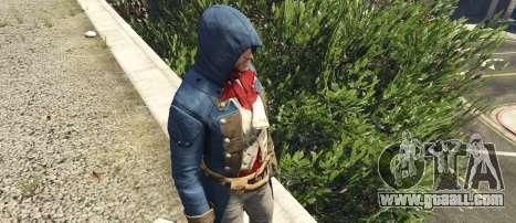 GTA 5 Arno Victor Dorian (ACU) third screenshot
