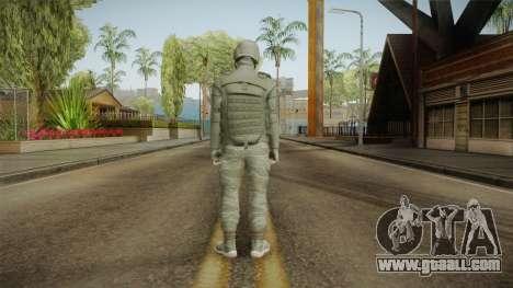 GTA Online: Army Skin for GTA San Andreas third screenshot