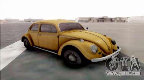 Volkswagen Juke for GTA San Andreas