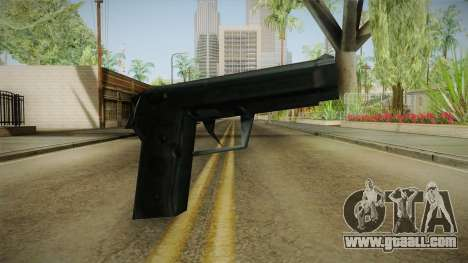 Driver: PL - Weapon 1 for GTA San Andreas