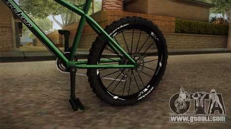 GTA 5 Scorcher for GTA San Andreas back view