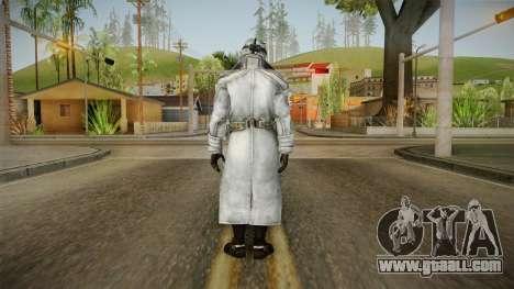 Fallout 3 - Winter General for GTA San Andreas third screenshot