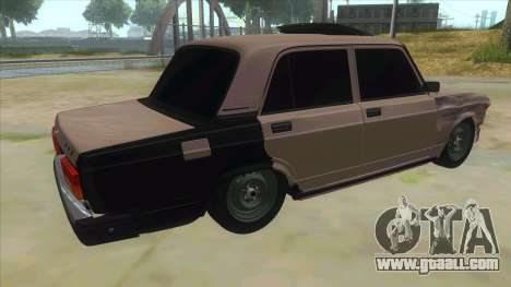 VAZ 2105 Tramp for GTA San Andreas right view