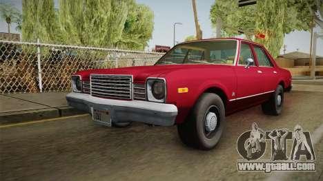 Dodge Aspen 1979 for GTA San Andreas