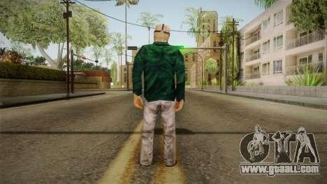 Friday The 13th - Jason v1 for GTA San Andreas third screenshot