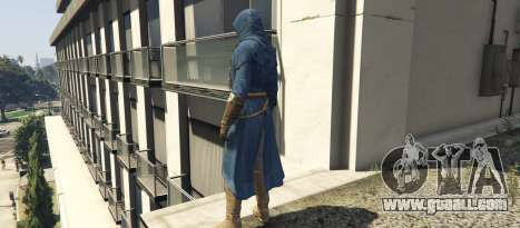 GTA 5 Arno Victor Dorian (ACU) second screenshot