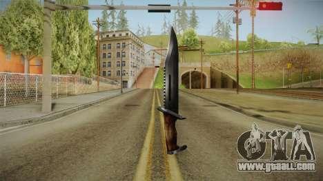 DevKnife v1.19 for GTA San Andreas third screenshot