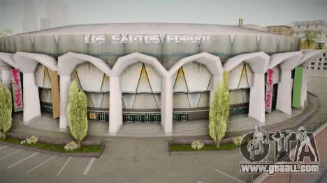 Stadium LS 4K for GTA San Andreas third screenshot