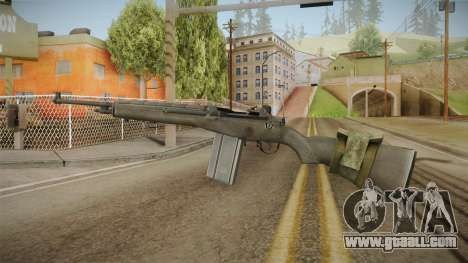 M14 Line of Sight for GTA San Andreas second screenshot