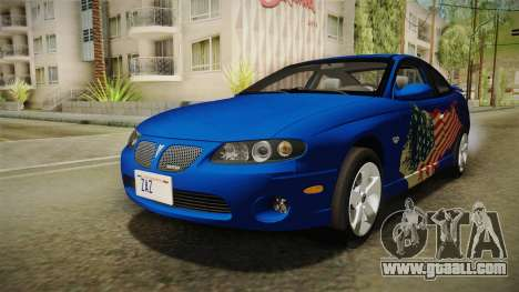 Pontiac GTO Tunable for GTA San Andreas engine