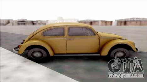 Volkswagen Juke for GTA San Andreas left view