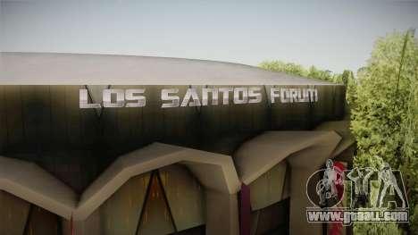 Stadium LS 4K for GTA San Andreas forth screenshot