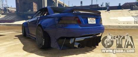 GTA 5 Ubermacht Sentinel Custom left side view