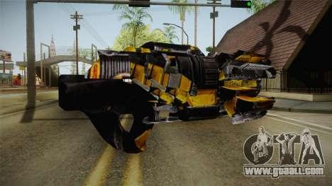 M-920 Cain for GTA San Andreas second screenshot