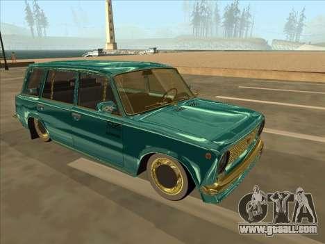 VAZ 2102 Cuban Style for GTA San Andreas