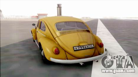 Volkswagen Juke for GTA San Andreas right view