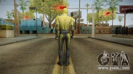 The Flash TV - Reverse Flash v3 for GTA San Andreas third screenshot