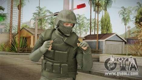 GTA Online: Army Skin for GTA San Andreas