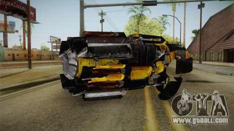 M-920 Cain for GTA San Andreas