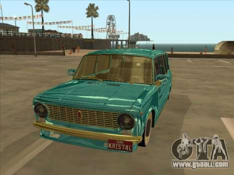 VAZ 2102 Cuban Style for GTA San Andreas left view