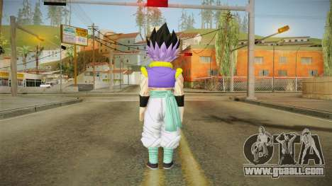 DBX2 - Gotenks SJ for GTA San Andreas third screenshot