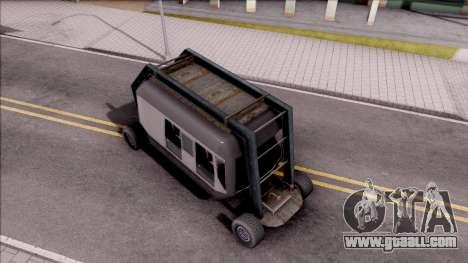 Alien Solair for GTA San Andreas